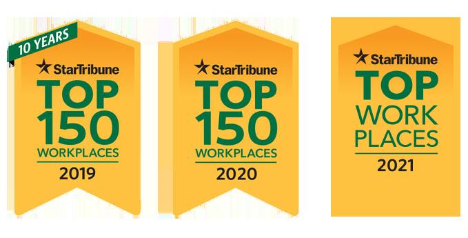 Star Tribune Top Workplaces